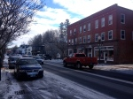 Downtown Woodstock Vermont. Not a good pic, sorry.