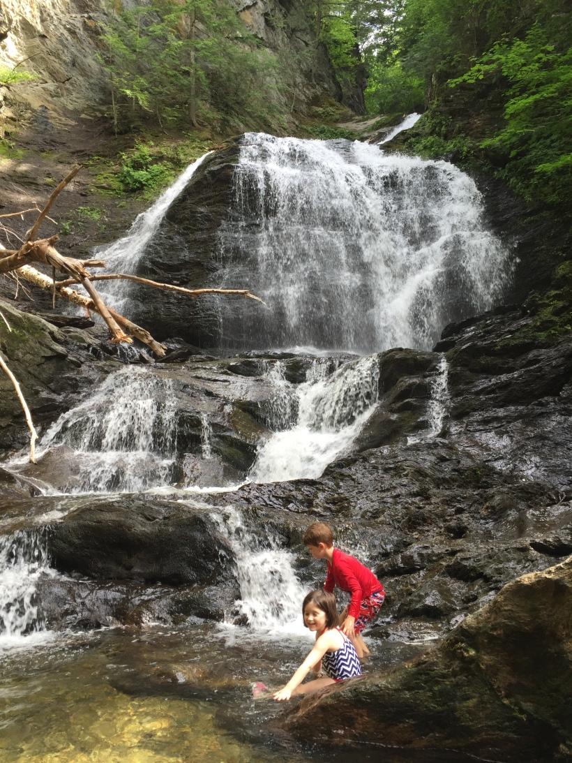 2-Moss Glen Falls Stowe